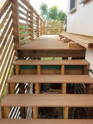 After: New Composite Stairs